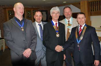 New Chairman for Round Table